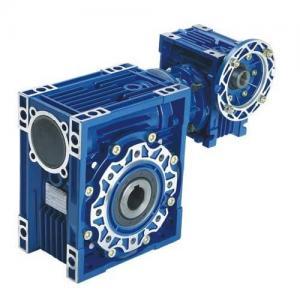 China WMRV.. WMRV  double  worm gearbox / Motovario size on sale