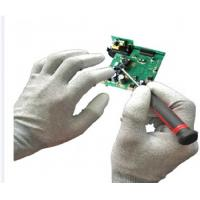 Buy cheap Nylon-Carbon Knitted  ESD Glove product