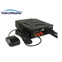 China High Reliability 4 Channel Mobile HD DVR 3G Wifi GPS Durable With SD Cards on sale