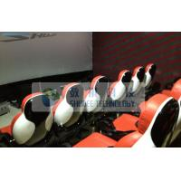 Best Realistic 6D Cinema System With Seperate Platform And Cinema Special Effects wholesale