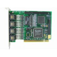 TE405P Quad E1 /T1 Card Digital Asterisk Card PCI 5v Slot