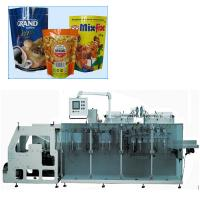 China Automatic horizontal stand pouch packaging machine on sale