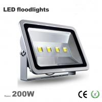 Best Epistar LED Floodlight 200W 16500LM High lumens RGB 3000K,4000K, 6000K Led light wholesale