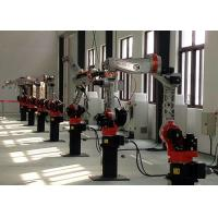 China Aerospace Arc Welding Equipment , Aluminum Welding Robot Face Mounted Laser Head on sale
