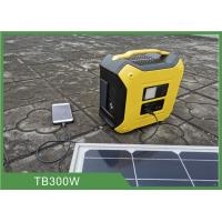 Best 300Watt Battery Backup Rechargeable Portable Power Pack for Camping wholesale