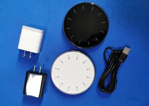 Best 7.5W 5W Fast Charge Wireless Charging Pad 105g Data Transfer wholesale