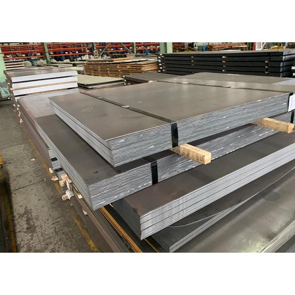 Weldable Normalized Fine Grained Pressure Vessel Steels 16Mo3 Pressure Boiler Steel Plate with MTC