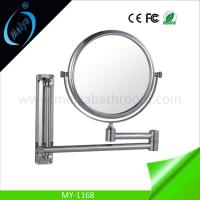 China wall mounted makeup mirror for hotel on sale