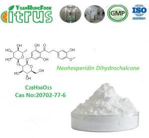 Best Citrus Aurantium Extract Healthy Sugar Substitute Neohesperidin Dihydrochalcone Powder wholesale