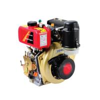 China 188FB  4 Stroke 186F Air cooled small 2 cylinder diesel engines on sale
