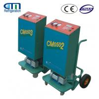 Best R410A Car Refrigerant Recovery Machine with 1/2 HP Oil Free Compressor wholesale