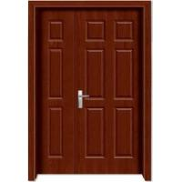 China PVC Wooden Door (P8106) on sale