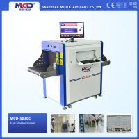 Buy cheap Multi - Energy X-Ray Inspection Machine For Cargo With 200kg Load product