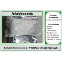 Buy cheap Pharmaceutical Amlodipine Maleate For Anti-anginal Antihypertensive 88150-47-4 from wholesalers