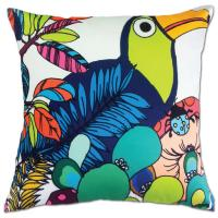Best Pure cotton decorative teal cushion covers 18in digital print cushion pillow customization wholesale