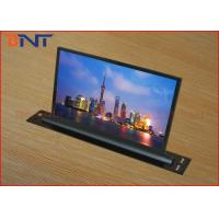 Ultra Thin Adjustable LCD Monitor Lift Mechanism For Paperless Office System