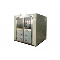 Best CE Automatic H13 Cleanroom Air Shower Two Stage Filtration wholesale
