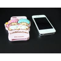 China Durable 3D Silicone Animal Shaped Phone Cases Eco - Friendly on sale