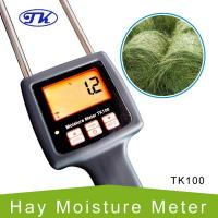 China Portable Hay Moisture Meter TK100H Bran Moisture Meter TK100H on sale