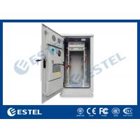 Air Conditioner Cooling Outdoor Telecom Cabinet 19 Inch Rack Enclosures
