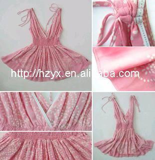 Cheap Lady's Fashion Blouse for sale
