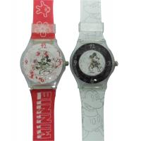 Best Mickey Mouse Gift Watch Disney Cartoon Analog Wrist Watch wholesale