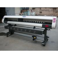 Best 1.8m Low Cost 1440dpi High Precision Eco Solvent Inkjet Printer Machine for flex vinyl PP printing wholesale