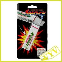 Best free shipping low price Shock-Your-Friend Electric Shock Chewing Gum Practical Joke Funny Trick Prank wholesale
