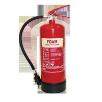 Best High Efficiency Hand Held Fire Extinguisher , 4L Portable Fire Extinguishers For Hospital wholesale