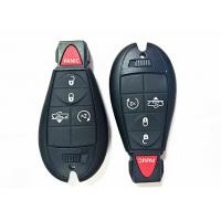 China Professional Dodge Ram Keyless Remote Fob FCC ID GQ4-53T For Unlock Car Door on sale