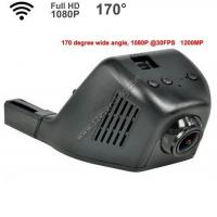 Best 1080P Full HD Hidden 170 Degree WIFI Car Camera DVR with Sony Lens 7 Glass Lens wholesale