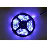 Best White / Purple IP68 3528 SMD Flexible LED Strip Lights for Home wholesale