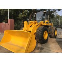 China 2008 Year Used Komatsu Wheel Loader WA380-3 with Bucket Capacity 3m3 on sale