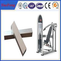 China Hot! china supplier OEM anodized aluminum tube for gym equipment on sale