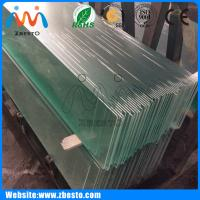 China 8mm,10mm,12mm Clear tempered-laminated Bathroom Shower safety Glass china supplier on sale
