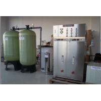Best 1000 liters per hour alkalescent water ionizer incoporating with the industrial water treatment system wholesale