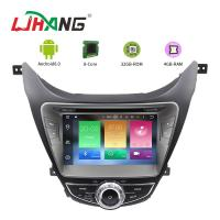Best I35 Android 8.0 Hyundai Car DVD Player Dashboard With Steering Wheel Control wholesale