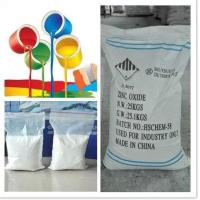Best Coating and paint Zinc Oxide 99.7% Min with High Purity and Quality  CAS:1314-13-2 wholesale