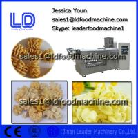 Best Automatic Screw/shell/chips frying food extrusion machine wholesale