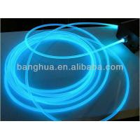 solid core PMMA side glow fiber optic lighting cable with transparent PVC.jpg