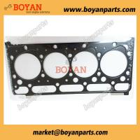 Cheap Kubota V2203 Cylinder Head Gasket 19077-03310 for Kubota Excavator Diesel Engine for sale