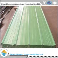 Best Building Aluminum Corrugated Roofing Sheet / Roofing Plate with PVDF Coating wholesale