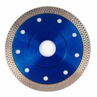 Best 4.5 Inch Super Thin Circular Saw Blades , Diamond Stone Cutting Disc For Porcelain Tiles wholesale