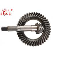 China Wearable Auto Rickshaw Gear / Spiral Bevel Gear Pinion And Crown OEM Acceptable on sale