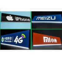 China Safety Hanging Indoor Directional Signs, Outdoor Lighted Signs For Business on sale