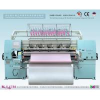 China Automatic Computerized Multi Needle Quilting Machine For Jacket Padding / High Precise Quilts on sale
