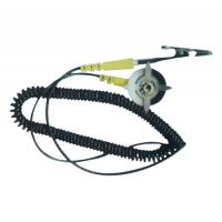Best ESD Earth Wire Anti Static Grounding Cord With Banana Plug For ESD Mat Grounder wholesale