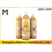 China Therapeutic Skin Care Massage Oil Relaxes Sore Muscles Encourages Sensuality on sale
