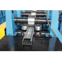 Best 45 # steel Beam Profile Roll Forming Machine With hydraulic power 5.5kw wholesale