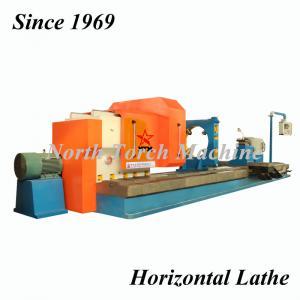 Best Custom Heavy Duty Lathe Machine , High Speed Precision Lathe Welding Pipe Turning wholesale